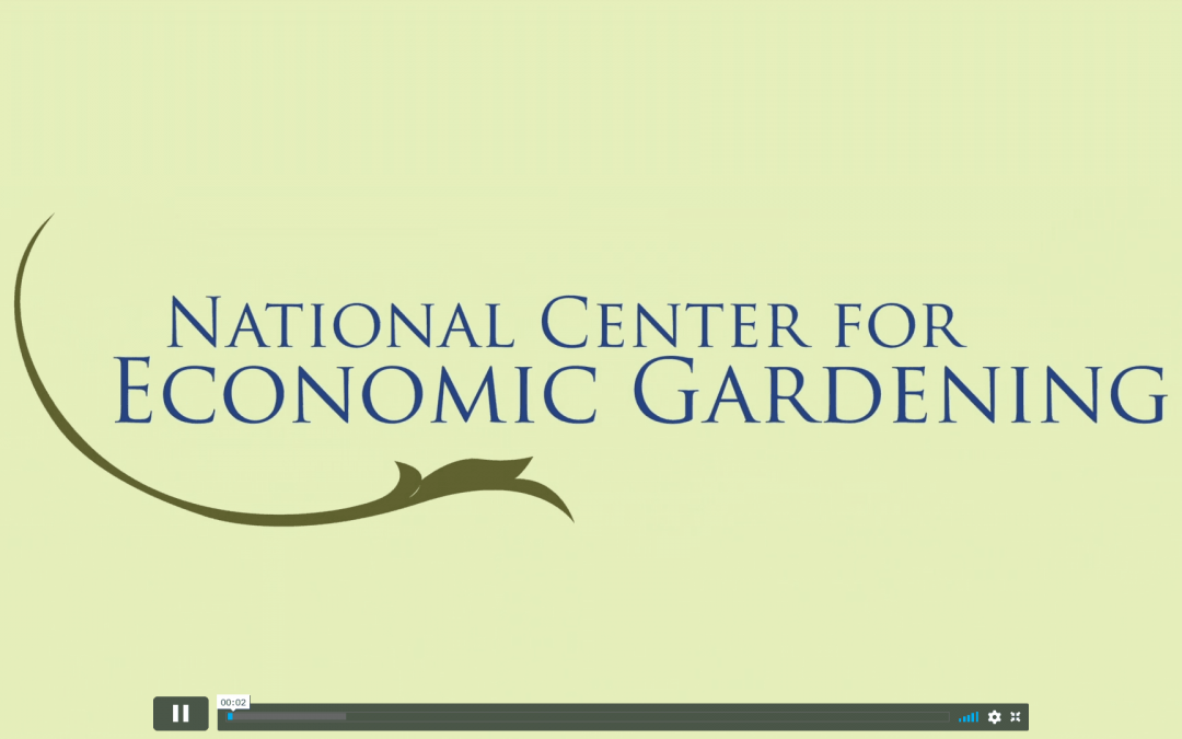 Omega Accepted into LED's Economic Gardening Initiative