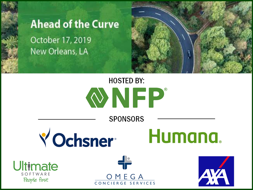 Omega to Sponsor October 17 Employee Engagement Event Hosted by NFP